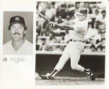 Graig Nettles Team Issue Photo 8x10 Yankees