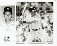 Steve Sax Team Issue Photo 8x10 Yankees