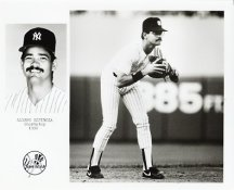 Alvaro Espinoza Team Issue Photo 8x10 Yankees