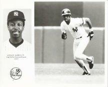 Willie Randolph Team Issue Photo 8x10 Yankees