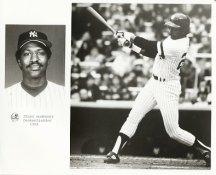 Jerry Mumphrey Team Issue Photo 8x10 Yankees