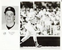 Dan Pasqua Team Issue Photo 8x10 Yankees