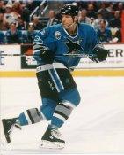 Marty McSorley San Jose Sharks 8x10 Photo
