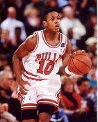B J Armstrong Chicago Bulls 8X10 Photo LIMITED STOCK