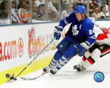 Brian McCabe Toronto Maple Leafs 8x10 Photo
