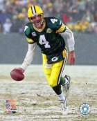 Brett Favre Green Bay Packers LIMITED STOCK 2007 NFC Playoffs 8X10 Photo