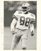 M. Irvin Wire Issue 8x10 Cowboys