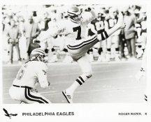 Roger Ruzek Team Issue 8x10 Eagles