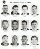 Chicago 1992 Team Issue 8x10 Bears