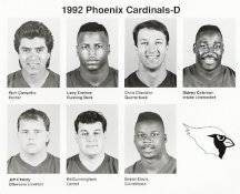 Phoenix 1992 Team Issue 8x10 Cardinals