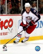 Nikolai Zherdev Columbus Blue Jackets 8x10 Photo