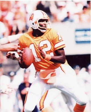 Doug Williams Tampa Bay Bucs 8x10 Photo