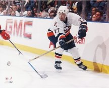 Shawn Bates New York Islanders 8x10 Photo