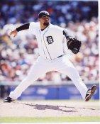 Joel Zumaya Detriot Tigers 8X10 Photo