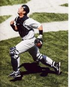 Jorge Posada New York Yankees 8X10 Photo