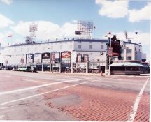 N2 Briggs Stadium Detroit Tigers 8X10 Photo