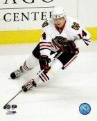 Sergei Samsonov Chicago Blackhawks 8x10 Photo