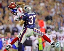 David Tyree Miracle Catch Super Bowl 42 SATIN 8X10 Photo