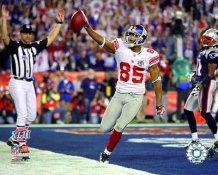 David Tyree Super Bowl 42 TD Giants 8X10 Photo