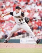 Matt Capps Pittsburgh Pirates 8X10 Photo