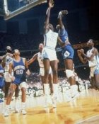 Pat Ewing Georgetown Hoyas vs. Michael Jordan Tarheels LIMITED STOCK 8x10 Photo