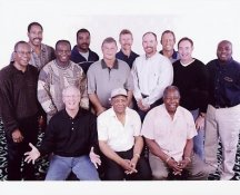 Group 3000 Hit Club / Hank Aaron, George Brett, Wade Boggs, Paul Molitor, Tony Gwynn, Carl Yastrzemski, Willie Mays, Al Kaline, Eddie Murray, Dave Winfield, Rod Carew, Lou Brock, Robin Yount 8X10 Photo LIMITED STOCK