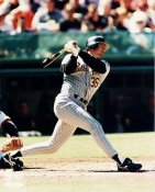 Mark Johnson Pittsburgh Pirates 8X10 Photo