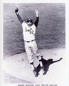 Sandy Koufax 1963 World Series Los Angeles Dodgers 8X10 Photo LIMITED STOCK