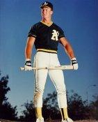 Mark McGwire Oakland Athletics 8X10 Photo