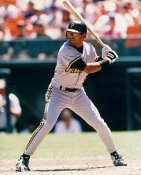 Orlando Merced Pittsburgh Pirates 8X10 Photo