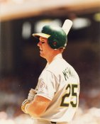Mark McGwire Oakland Athletics 8X10 Photo