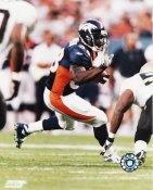 Mike Anderson Denver Broncos 8X10 Photo