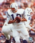 Johnny Unitas Baltimore Colts 8X10 Photo  LIMITED STOCK