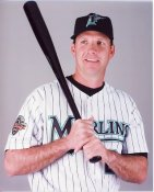 Jason Wood Florida Marlins 8X10 Photo