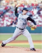 James Shields Tampa Bay Devil Rays 8X10 Photo