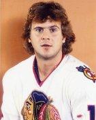 Tom Lysiak Chicago Blackhawks 8x10 Photo