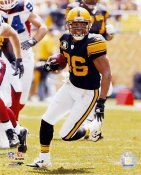 Hines Ward 75th Patch Throwback 8x10 Photo LIMITED STOCK -