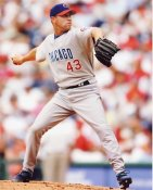 Michael Wuertz Chicago Cubs 8X10 Photo
