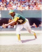 Vida Blue Oakland Athletics 8X10 Photo