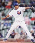 Angel Guzman Chicago Cubs 8X10 Photo