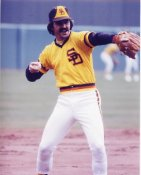 Kurt Bevacqua San Diego Padres 8X10 Photo