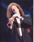 E1 Kenny G 8X10 Photo
