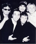 The Backstreet Boys Rare Press 8x10 Photo