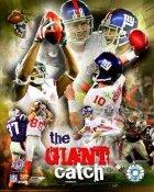 David Tyree Giant Catch Eli Manning SB42 8X10 Photo