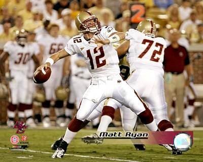 Matt Ryan LIMITED STOCK Boston College 8x10 Photo
