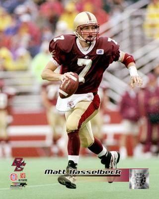 Matt Hasselbeck Boston College 8x10 Photo