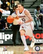 Mike Bibby LIMITED STOCK Atlanta Hawks 8X10 Photo