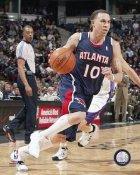 Mike Bibby LIMITED STOCK Atlanta Hawks 8X10 Photo