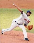 Fausto Carmona Cleveland Indians 8X10 Photo