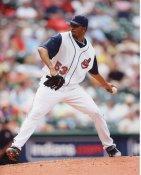 Rafael Perez Cleveland Indians 8X10 Photo